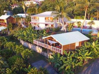 Vos gîtes en Guadeloupe face à la mer des Caraïbes