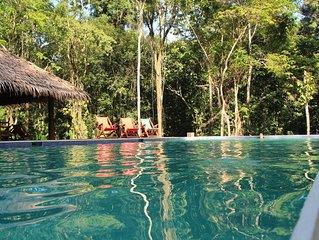 FINCA ARDILLA, chambres d'hôtes de charme dans la jungle