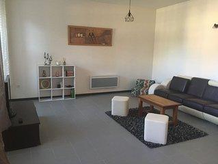 Appartement T2 (60 m²) proche Tarn et centre ville Millau