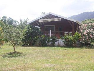 Ti Paradis - Domaine ' La Vallée ' Location de Bungalows/Villa