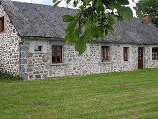 Location Gite St Merd La Breuille - Maison De Campagne.