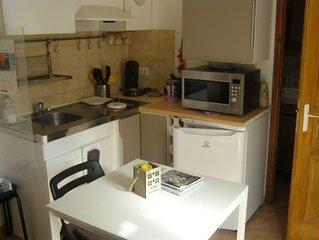 Petite Maison Individuelle Tout Confort à 3 kms de la mer