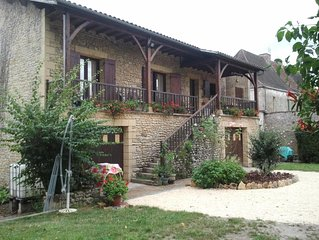 Maison de campagne à Mauzac et Grand Castang