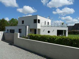 Maison moderne Finistère Sud en PROMO
