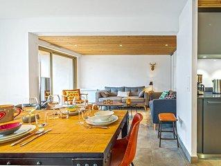 Appartement pour 6 personnes, au ceour du village de Chatel et au pied des pistes
