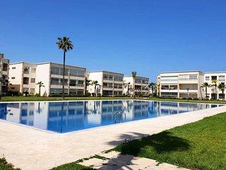 Sublime appartement vue piscine à Ola Blanca 4533
