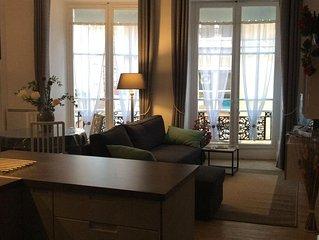 Blois hyper centre  appartement refait à neuf de 46m2 à 80m du château