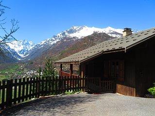 Location chalet de montagne Vallouise ( 8 - 18 couchages) Parc des Ecrins