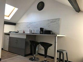Studio luxury Lilas Dijon dans un secteur privilegie pour le cadre agreable
