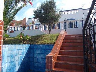 Villa de charme marocaine 'Les Oliviers' à 120m de la plage