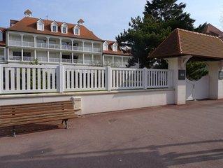 appartement  duplex dans résidence de haut standing calme proche mer