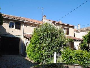 Maison familiale St Cyr sur Mer