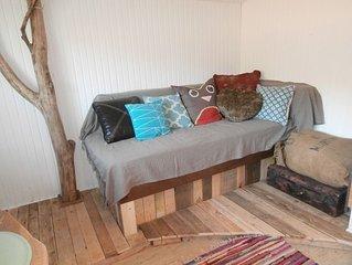 Le Crusoe - meuble insolite