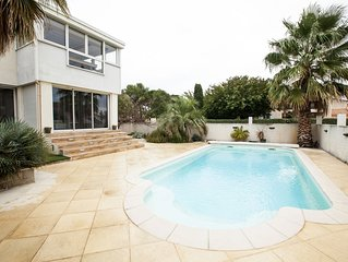 Colombet Stay's - Villa avec piscine Lavérune