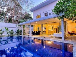 Miguel - Private Pool Villa 3BR