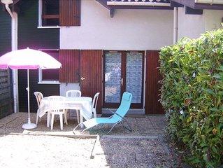 Villa patio pour 5 personnes- Residence PARADISE OCEAN avec piscine en coproprie