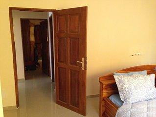 Villa entière à louer à Lomé Yokoè pour 4  personnes