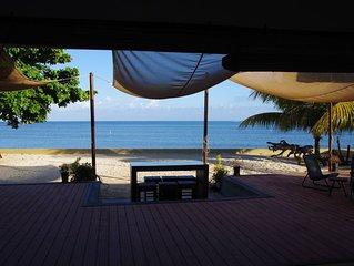 Superbe Villa,Pieds dans l'eau,Piscine privée ,coucher de soleil