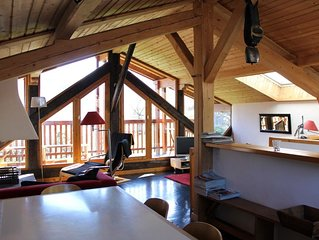 CHALET 8/10 PERS LE FONTANIL 73120 COURCHEVEL