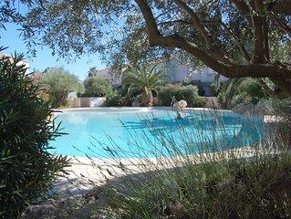 Superbe apt avec accès piscine