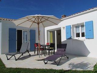 Charmante maison neuve - 1/5 personnes - Confort et Calme – Accès PMR  certifié