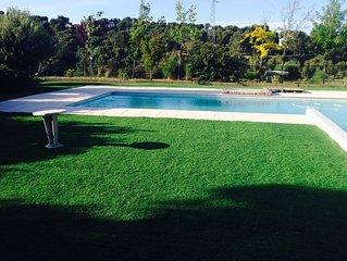 Superbe Villa sur terrain de 1600 m2, sans visa vis