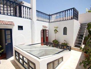 Charmant Riad de caractères au coeur de la Médina d'Essaouira