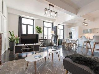 Spacieux appartement hypercentre