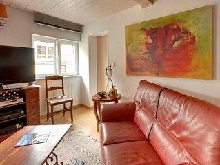 Appartement 3 pièces centre historique Chalon sur Saône.