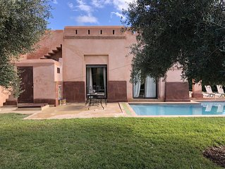 Villa avec piscine privée et sans vis à vis grand luxe