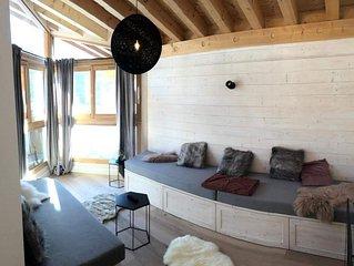Appartement Montagne/ski – La Rosiere – 60 m2 - 8 pers.