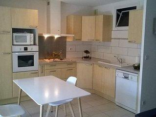 Appartement T1 A Louer à la semaine (60m2) Méze  à 15' de Balaruc et Sete