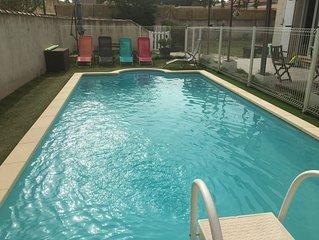Promo 990 euros jusqu au 3 août Belle bastide avec piscine