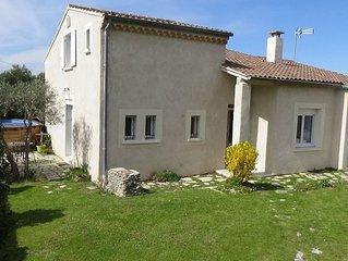 villa avec piscine en Provence et en campagne
