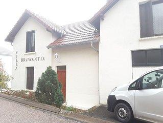 Gîte Villa Brawantia