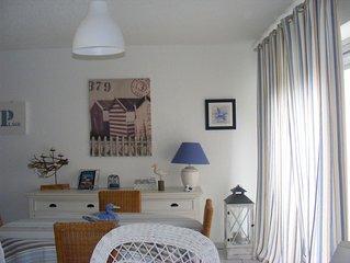 Bénodet : Appartement de charme en rez-de-jardin meublé tourisme  3 *étoiles
