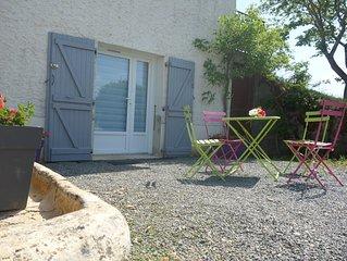 Agreable logement en campagne proche futuroscope et marais poitevin
