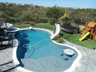 Beautiful Home in Torrey Hills- Del Mar- Swimming Pool, Slide