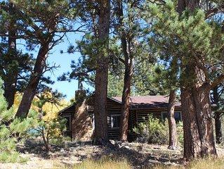 Quinnella's RMNP Adventure Cabin