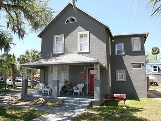 NSB Uptown- 'Just Right' Beautiful turn of the century home in the heart of down