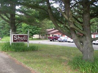 Shull Motel Room With Kitchenette