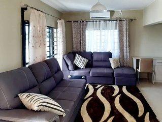 Makeni Cottage - brand new 2 bedroom fully furnished home