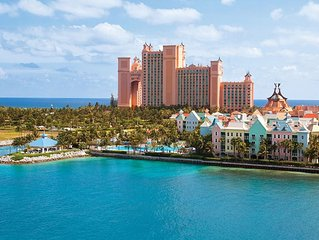 Harborside Resort At Atlantis - 1 bedroom villa Christmas 2019