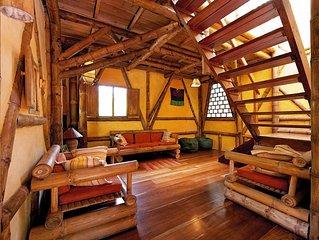 Garden House, at Tree House Lodge in Punta Uva