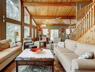 Luxurious Retreat on the shores of infamous Trent Severn Waterway