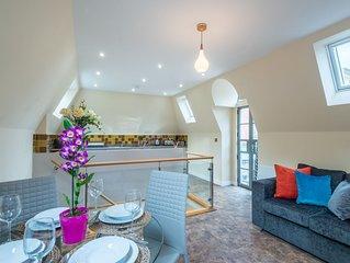 Luxury Apartment in Cambridge Centre