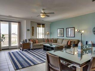 Direct Oceanfront with BIG corner wrap-around balcony!*