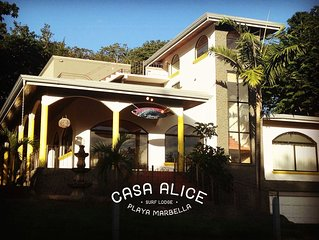Casa Alice Surf Lodge