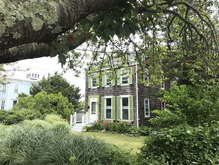 Seahorse House: In the Heart of Greenport Village