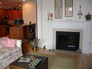 Luxury Condo in Downtown Saratoga Springs